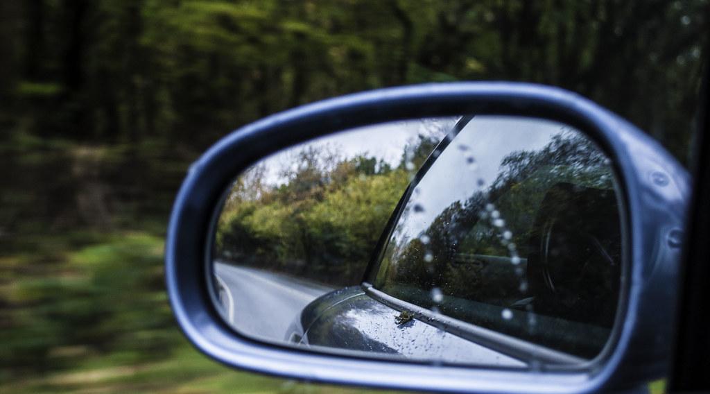 Car Mirror Reflection   Al 8574   Flickr