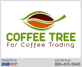 Coffee Tree Logo Logo Design Pros With The Contrast