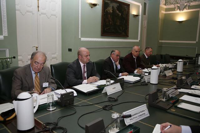El subsecretario del ministerio del interior luis for Subsecretario del interior