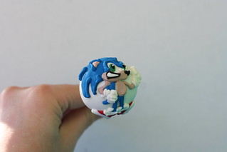 Sonic the Hedgehog Cake Pops! | by Sweet Lauren Cakes