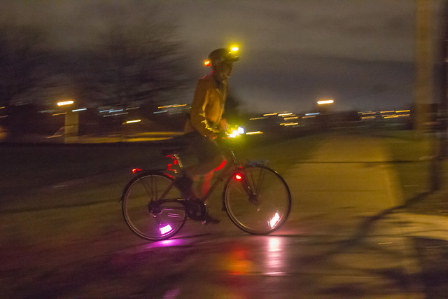 What Lights Should I Take for Bicycling?