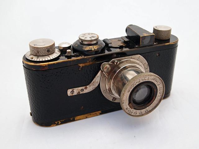 how to build a film camera