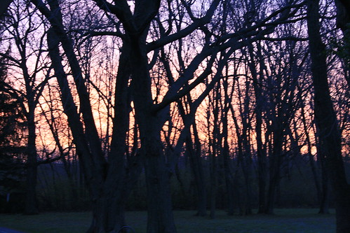 11/15/12 Sunrise | by rayfamilyfarm
