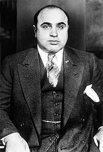 a biography of alphonse scarface capone Mugshot of alphonse capone following his 1930 arrest on charges of tax evasion  al capone -- made in america  al capone--scarface.