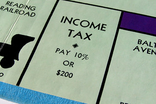 Monopoly Income Tax Ver1 | by ccPixs.com