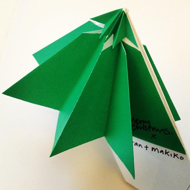 Very Cool Christmas Card From Konishigaffney Setting A Hi