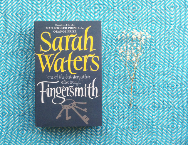 fingersmith sarah waters book blog book haul