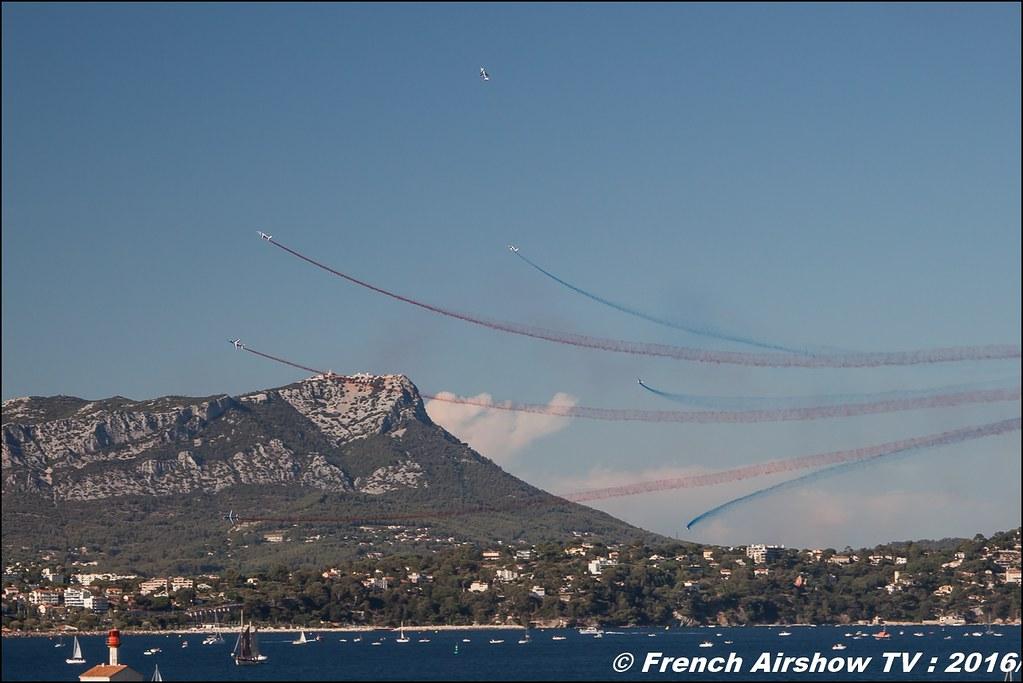 Patrouille de France , Toulon Airshow 2016 , Meeting Aerien toulon 2016 , lens Canon