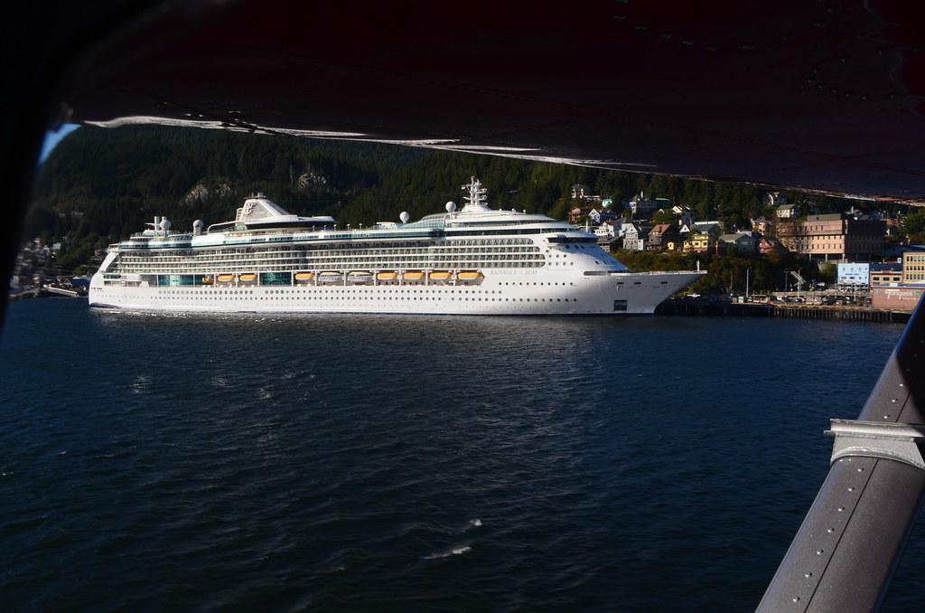 Live Alaska Radiance Of The Seas August 19 2016