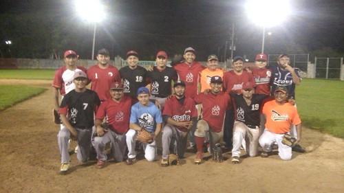 1er Torneo de Softbol