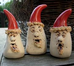 weihnachtliche keramik a set on flickr. Black Bedroom Furniture Sets. Home Design Ideas