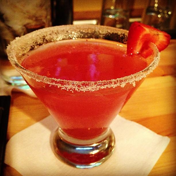 Fresh Strawberry Martini Urbanbohemian Flickr