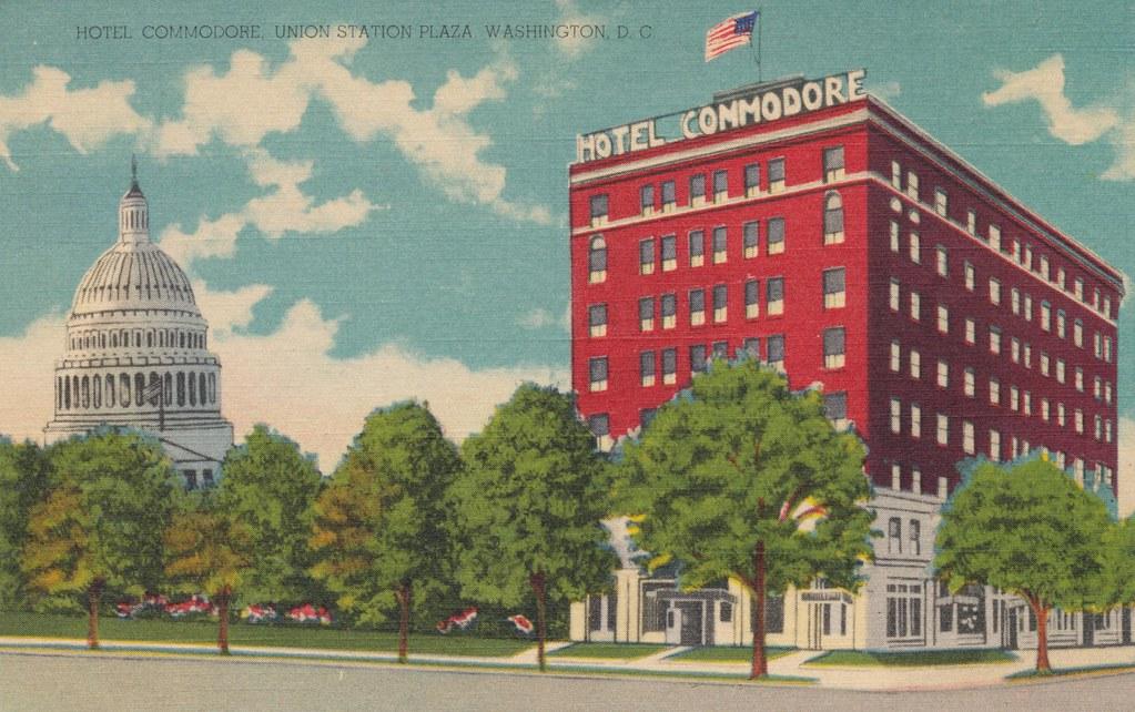 Commodore Hotel - Washington, D.C.