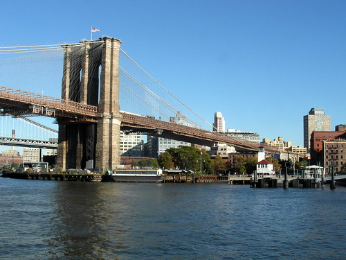 Fulton Ferry and The Brooklyn Bridge | by Reading Tom
