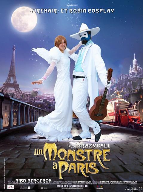 Un monstre a Paris | Flickr - Photo Sharing!