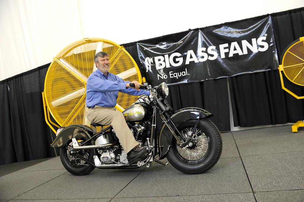 big ass fans orange county choppers big ass fans bike bu flickr. Black Bedroom Furniture Sets. Home Design Ideas