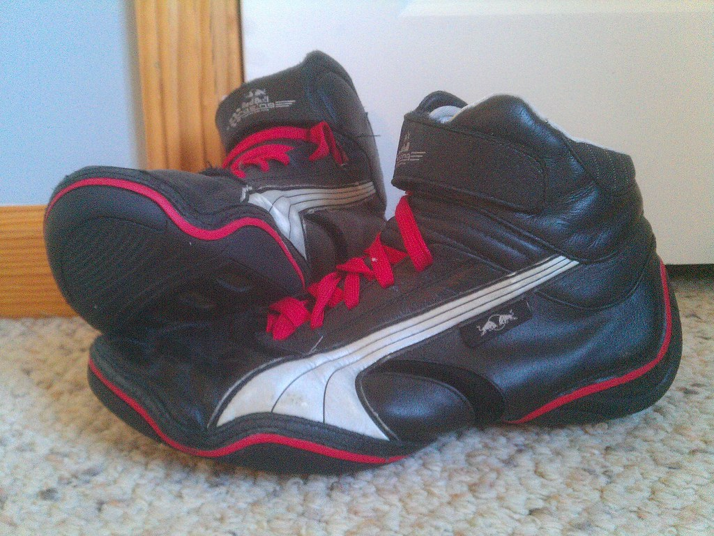Wrestling Shoes Size  E