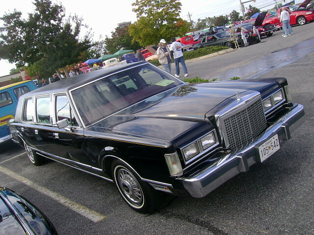 1985 Lincoln Town Car Limousine Ghost Ryderz 3rd Annual Ca Flickr