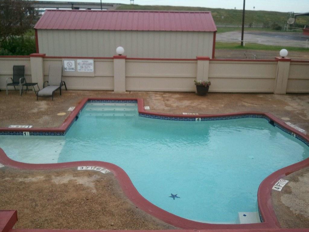 texas shaped swimming pool Flickr Photo Sharing