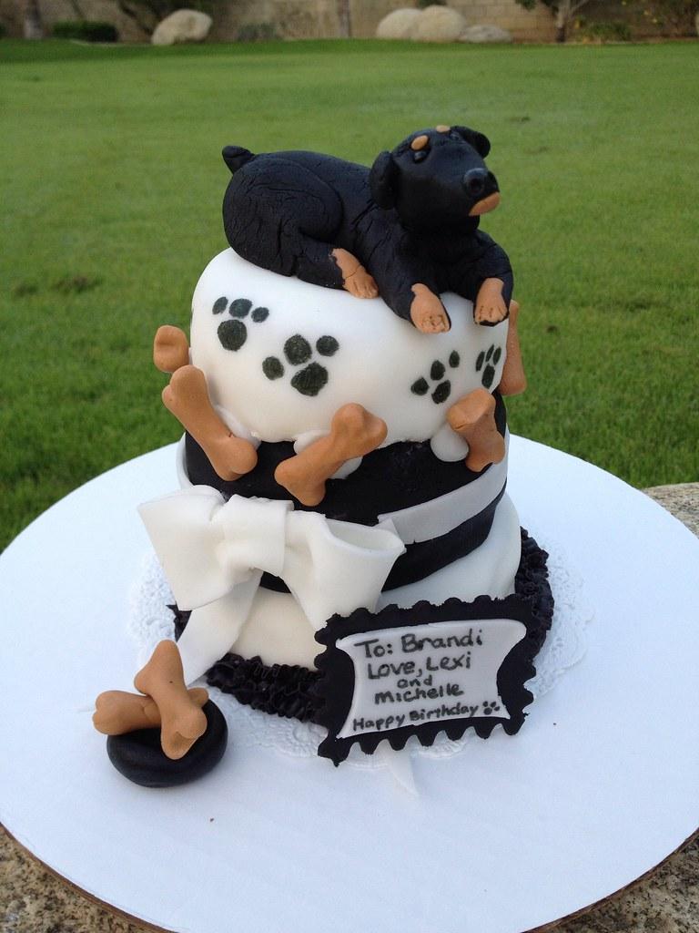 Happy Birthday Cute Cake