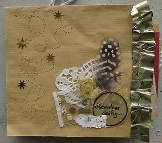 december daily 2012 | by Lilie scrap