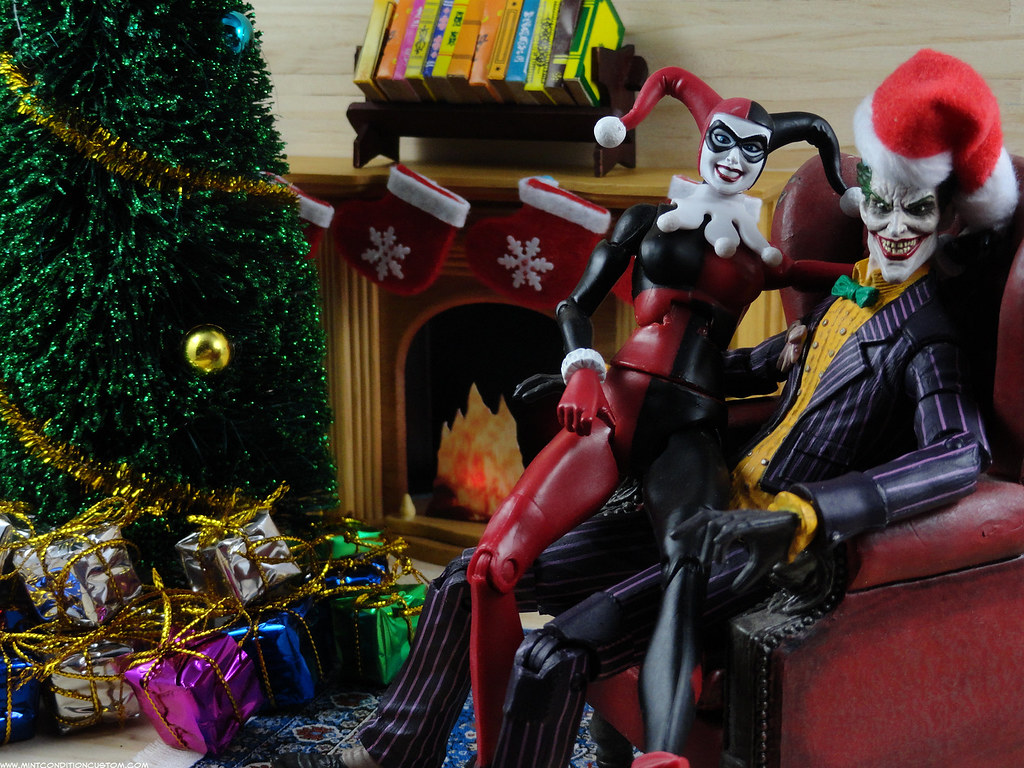 Christmas With the Joker | Something to celebrate the holida… | Flickr