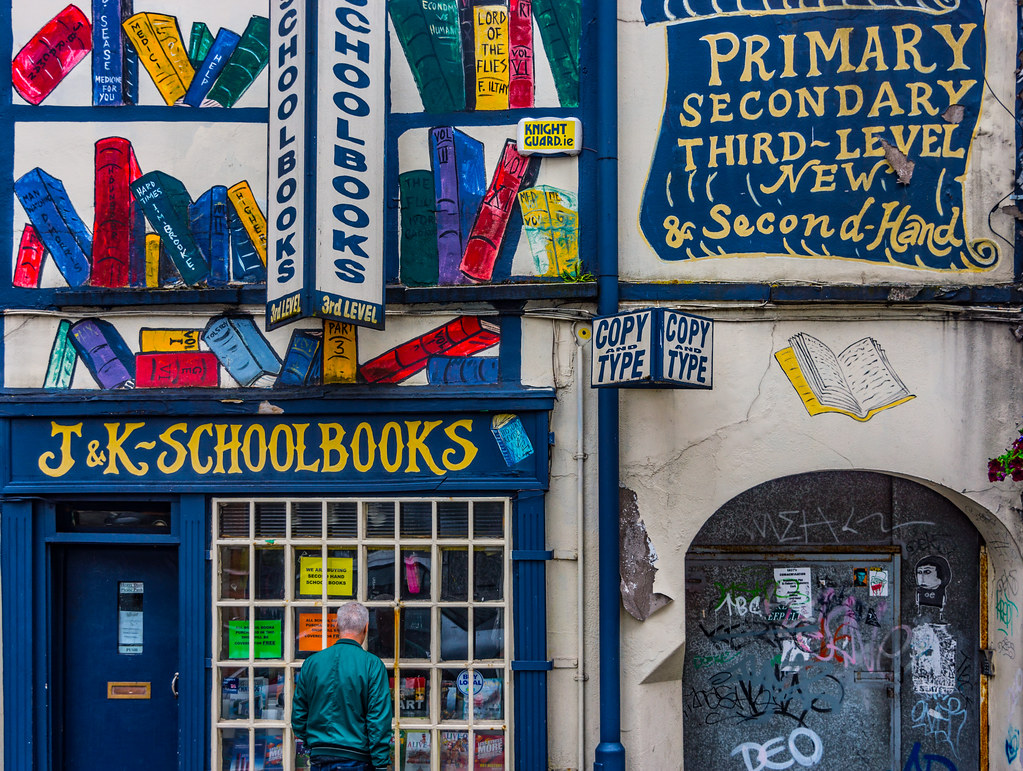 J&K SCHOOLBOOKS IN CORK [2 CROSS STREET]-120647