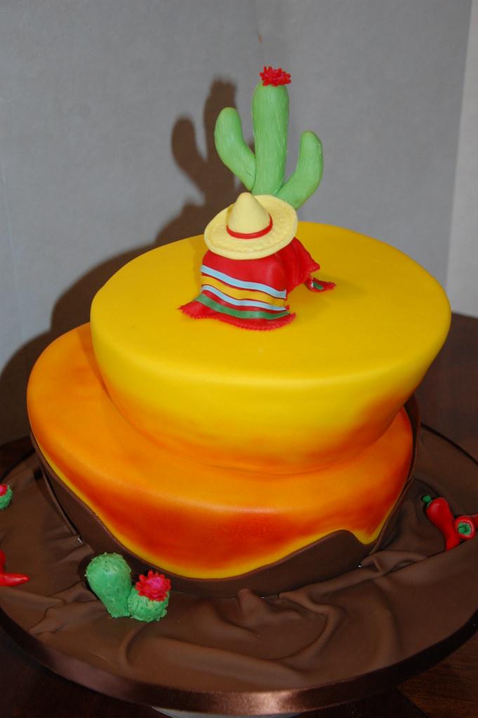 Sombrero Cake Pan