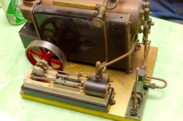 Machine vapeur miniature machine vapeur miniature for Machine vapeur cuisine