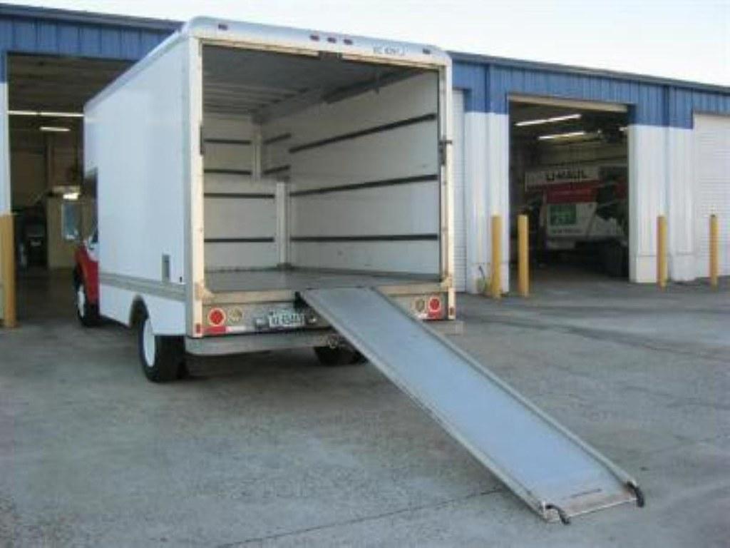 Uhaul Ramp Truck U Haul Truck Sales Flickr