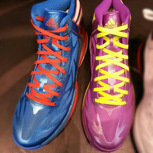 Adidas Crazy  Bball Shoes