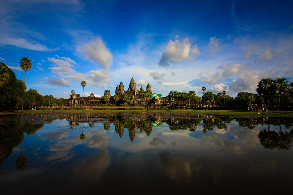 Angkor Wat, good afternoon. | Jerry Luo | Flickr