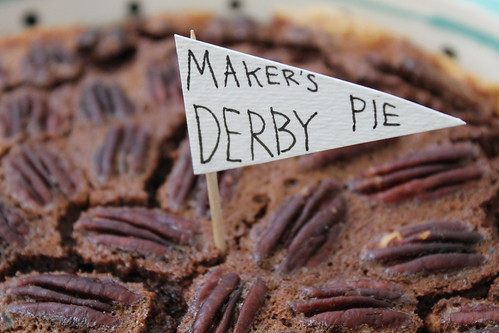 Maker's Derby Pie | by Célèste of Fashion is Evolution