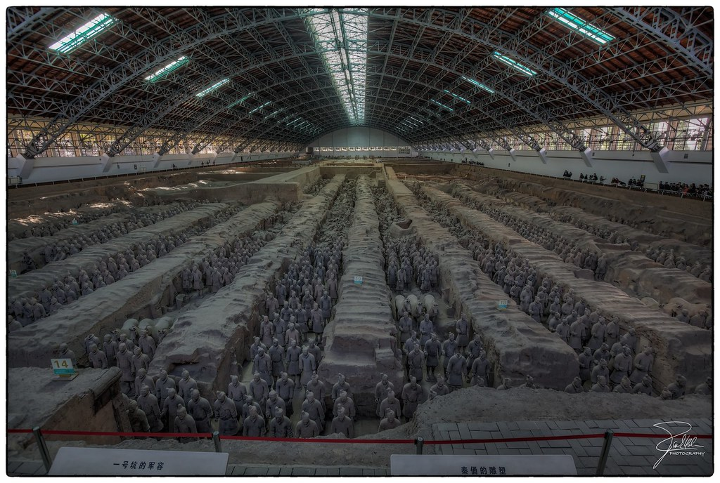 terracotta army terracotta army xian shaanxi province