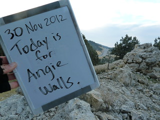 Today is for Angie Walls | by mattkrause1969