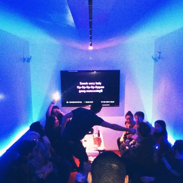 Private Room Karaoke Birthday