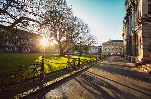 Trinity College, Dublin, Ireland | by Lisa Bettany {Mostly Lisa}