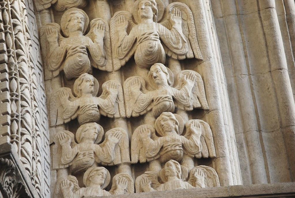 Arles bouches du rh ne st trophime le portail flickr for Les bouches du rhone