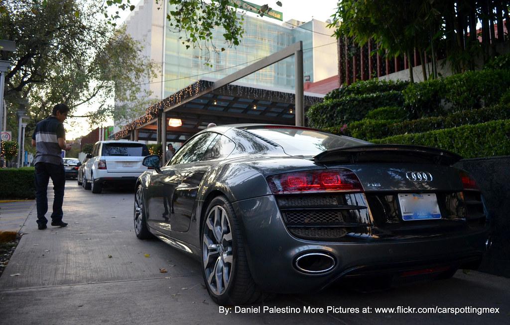 Audi R8 V10 En M 233 Xico Like Us On Facebook On Www Facebook Flickr