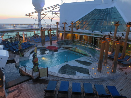 Royal caribbean liberty of the seas cruise ship swimming p flickr for River cruise ships with swimming pool
