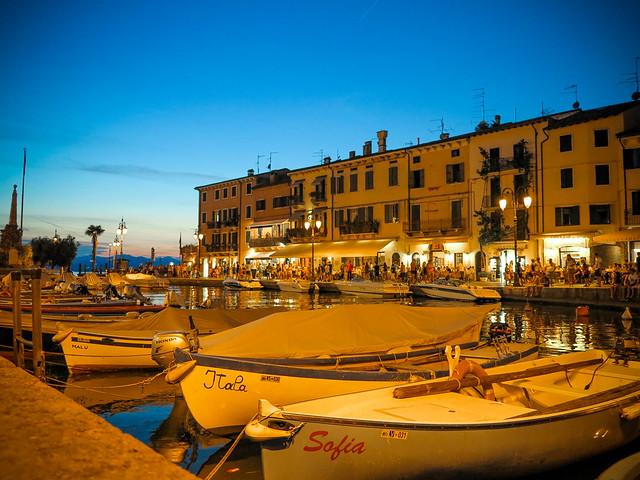 Lasize Italië 2016.