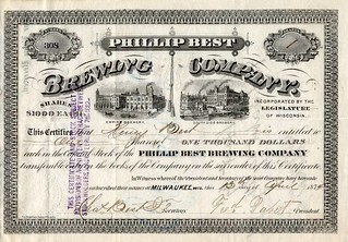 phillip-best-brewing-company-became-pabst-brewing-company-signed-by-fred-pabst-as-president-milwaukee-wisconsin-1874-12 | by jbrookston