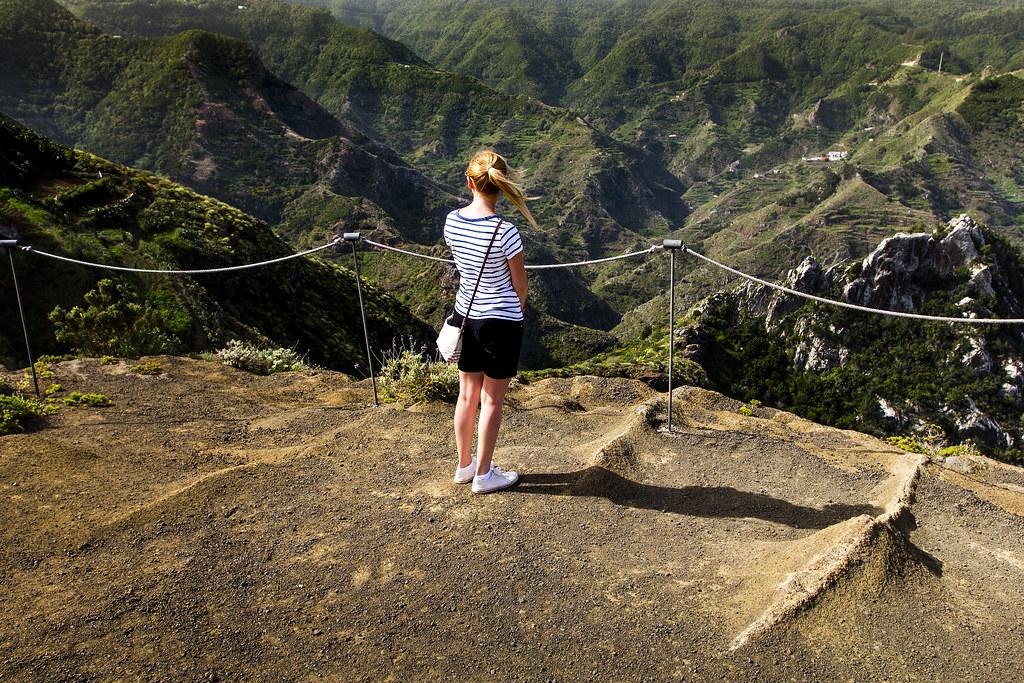 Chinamada landscape - Anaga - Tenerife