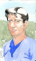 Miguel Angel Lopez Salazar by Exilio Cósmico
