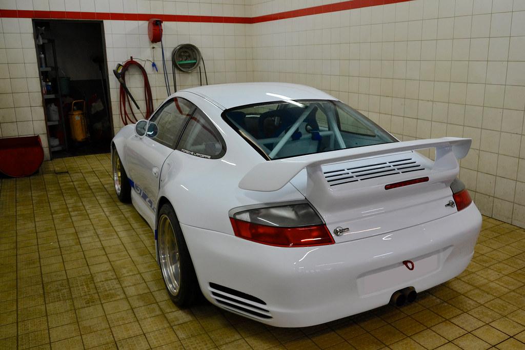 Porsche 996 Turbo Gt2 Rs Carrosserie Cellule De