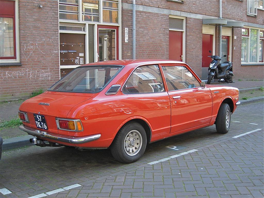 57-TK-76 TOYOTA Corolla 1200 Economic 1970-1974 | The ...