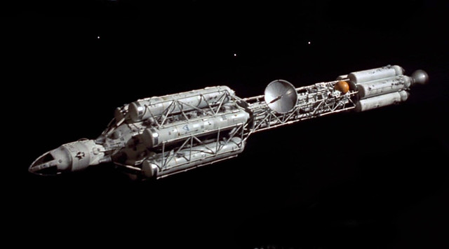 space 1999 spacecraft designs - photo #3