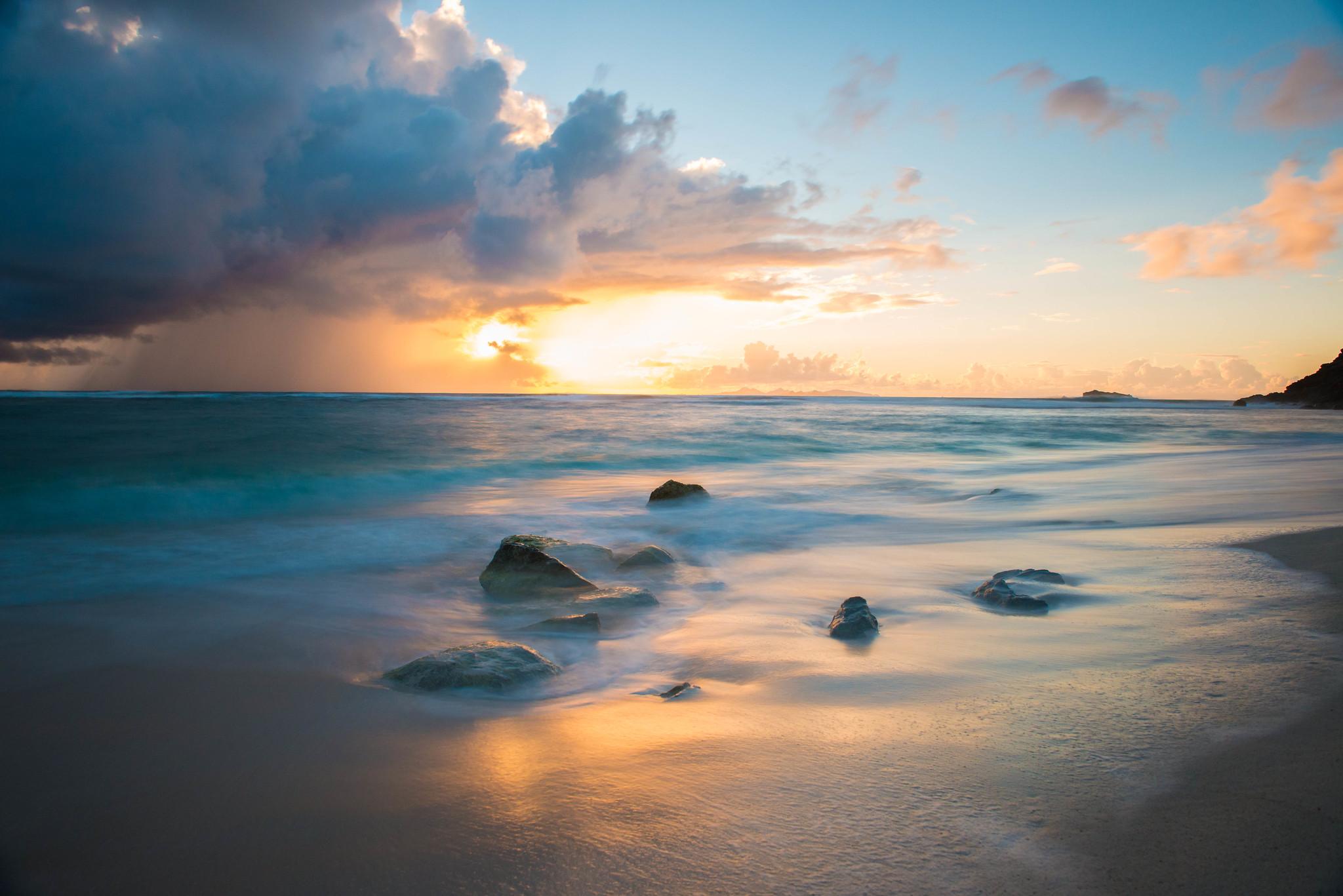 Dawn Beach St. Maarten