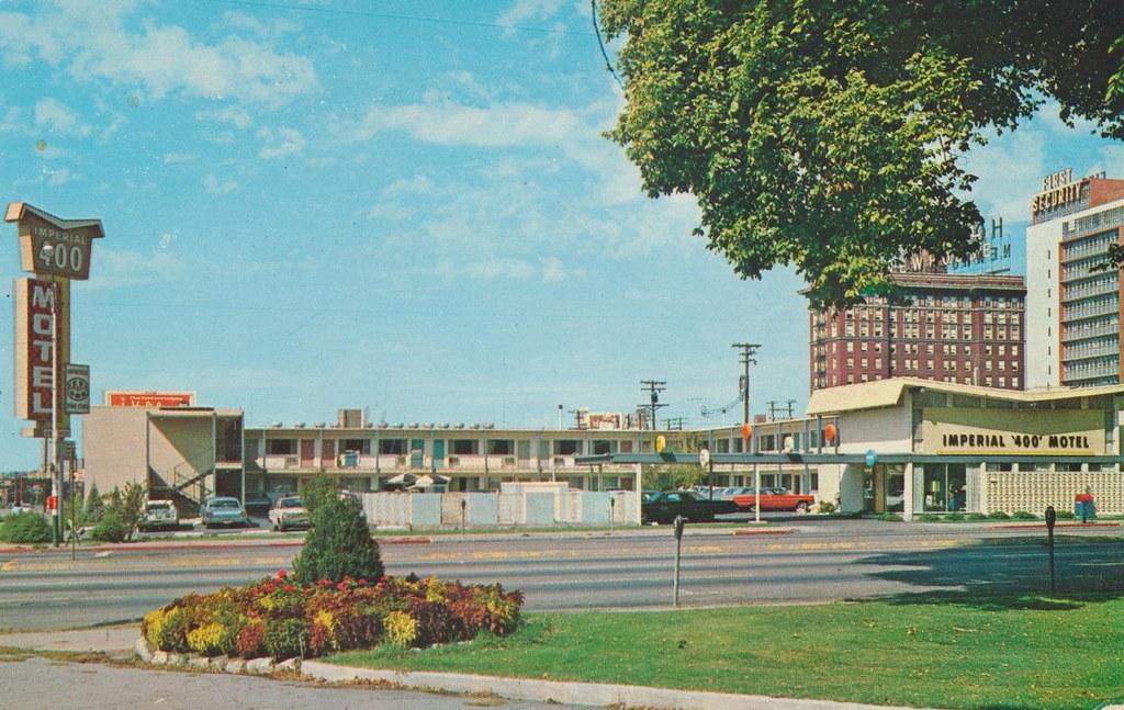 Imperial '400' Motel - Salt Lake City, Utah