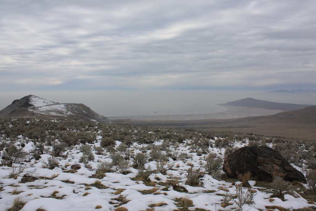 Antelope Island State Park Campground